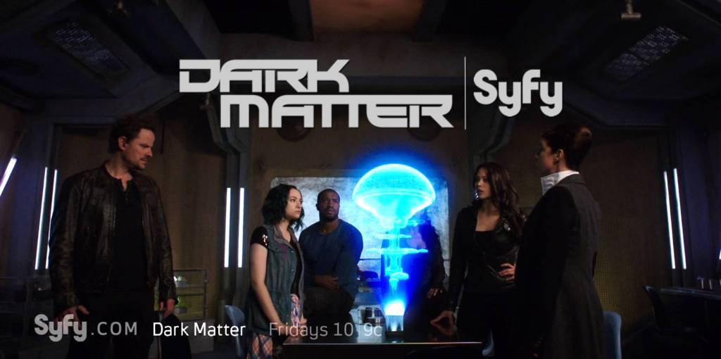 Dark Matter 213 Promo