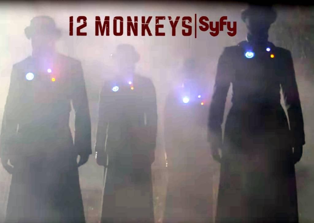 It's A 12 Monkeys Teaser Trailer