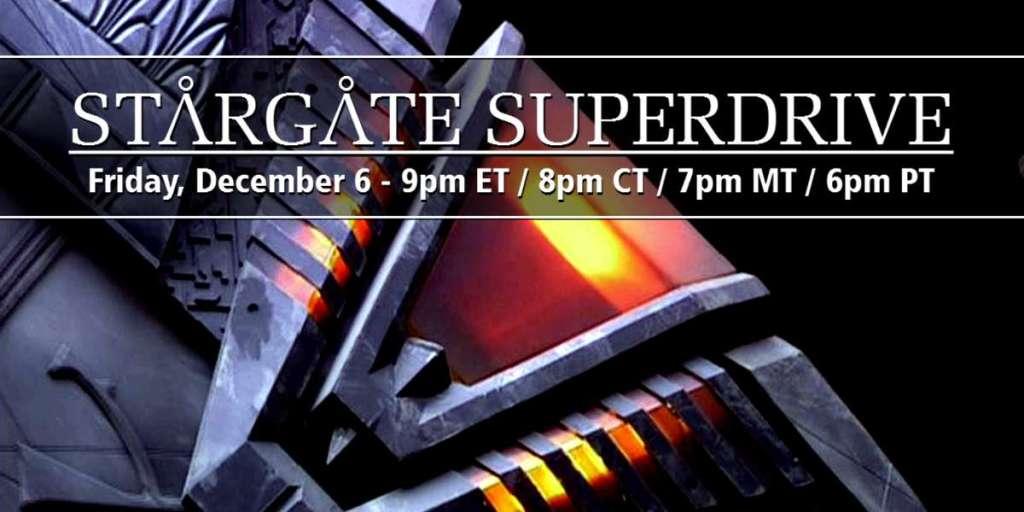 Stargate Superdrive: Rules of Tweet Storm Engagement
